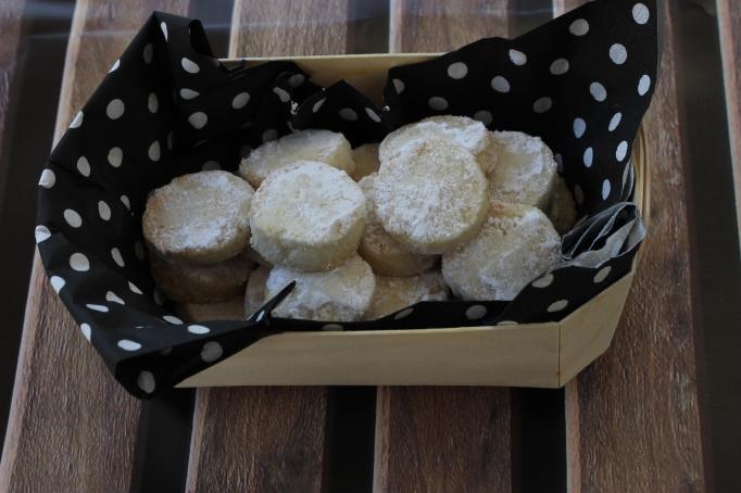"""ה""""נמסות"""" - עוגיות לימון הורסות (עם או בלי גלוטן)"""