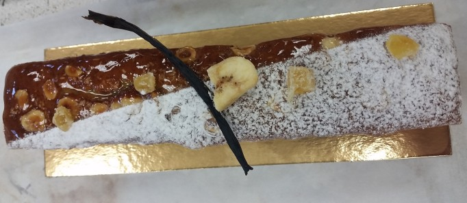 עוגת בננות