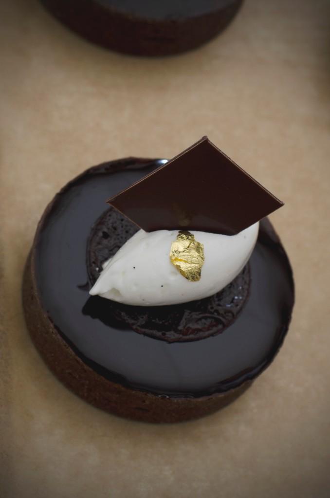 טארט שוקולד צילום: ריטה מאי לבישולים