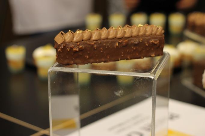 פינגר שוקולד קרמל