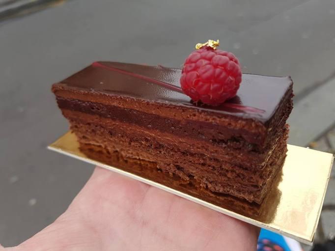 עוגת שוקולד - מיזון די שוקולה