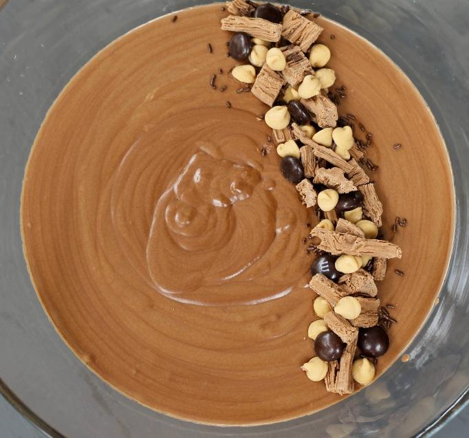 מוס שוקולד קלאסי
